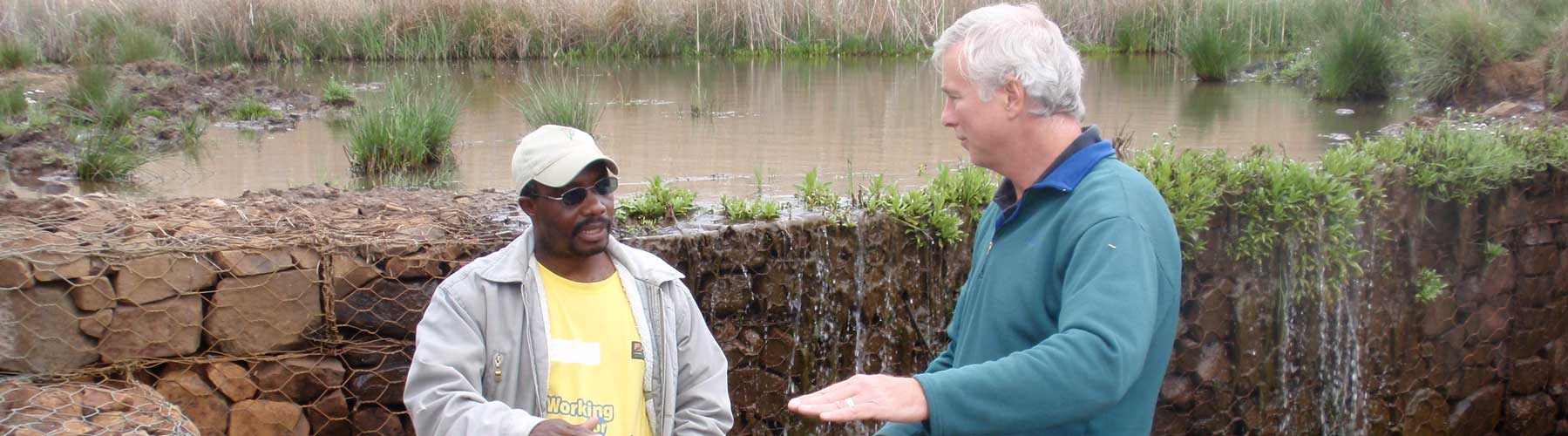 Memel.Global Water Conservation planning